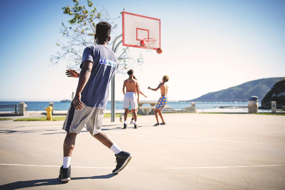 Basketball Is A Great Way To Stay Fit