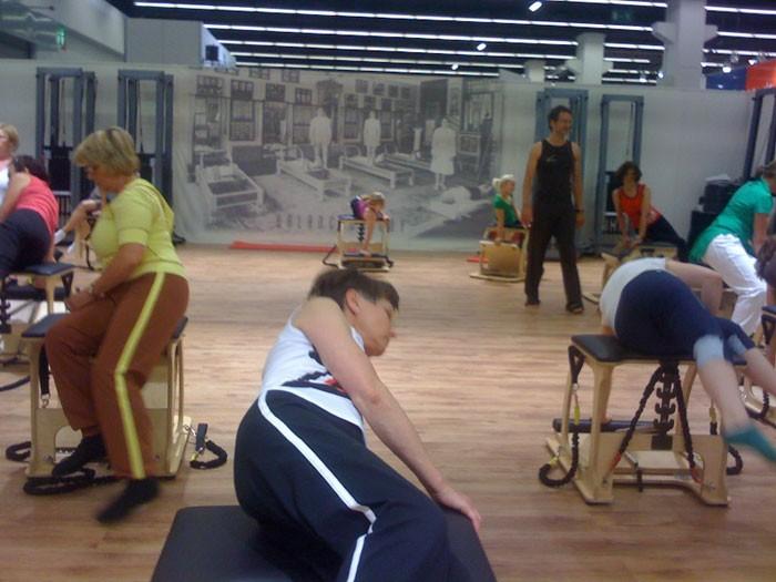 Pilates - Training für Körper und Geist