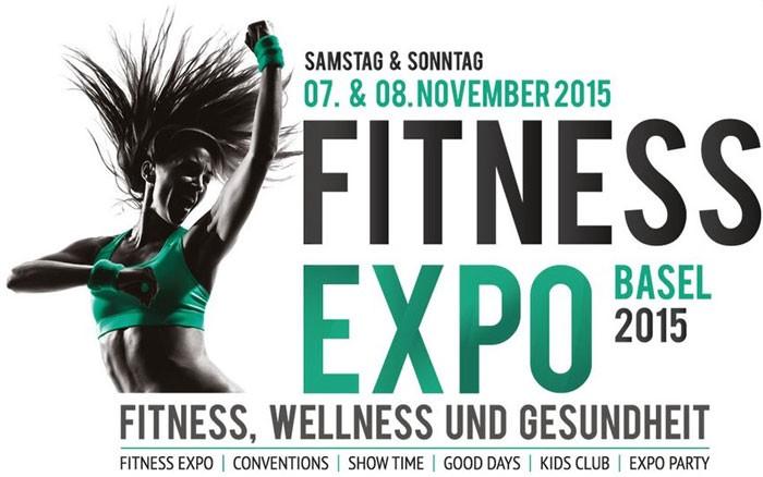Fitness EXPO 2015 • Schön und stark • 7. & 8.Nov. 2015