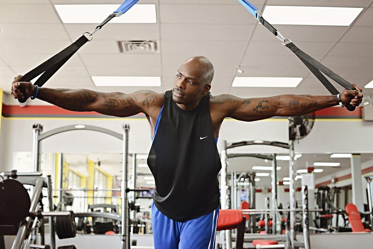 Fitnessgeräte - Training zu Hause oder im Fitnessclub