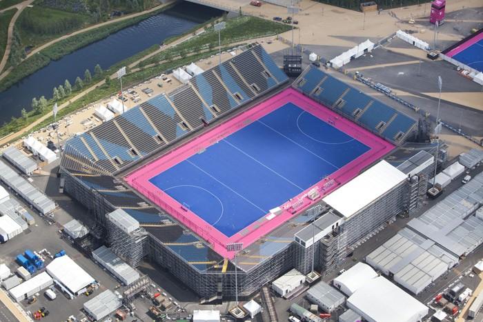 Durchblicken und orientieren bei den Olympischen Spielen in London 2012