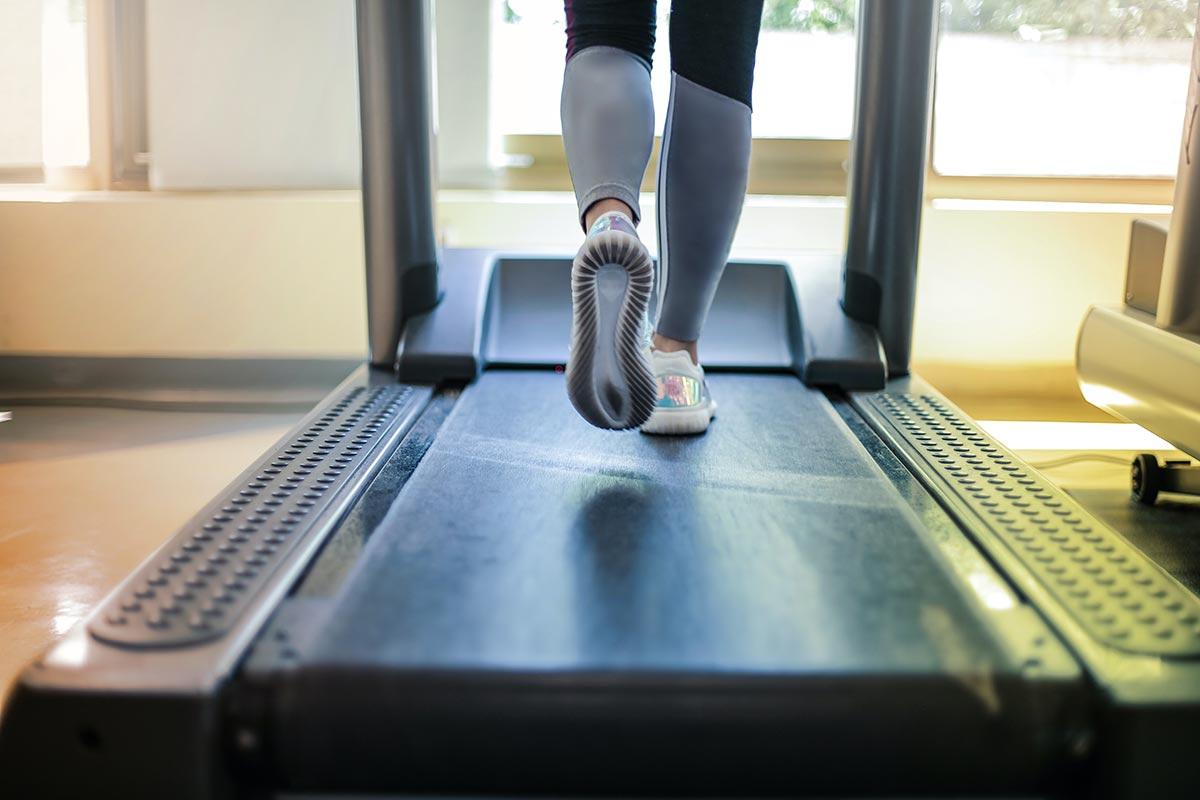 Maintaining A Treadmill