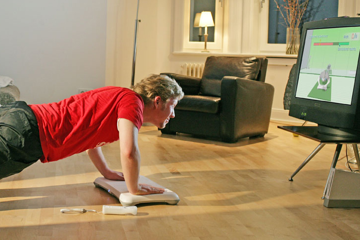 Wii Fit for Nintendo - An alternative method to staying fit