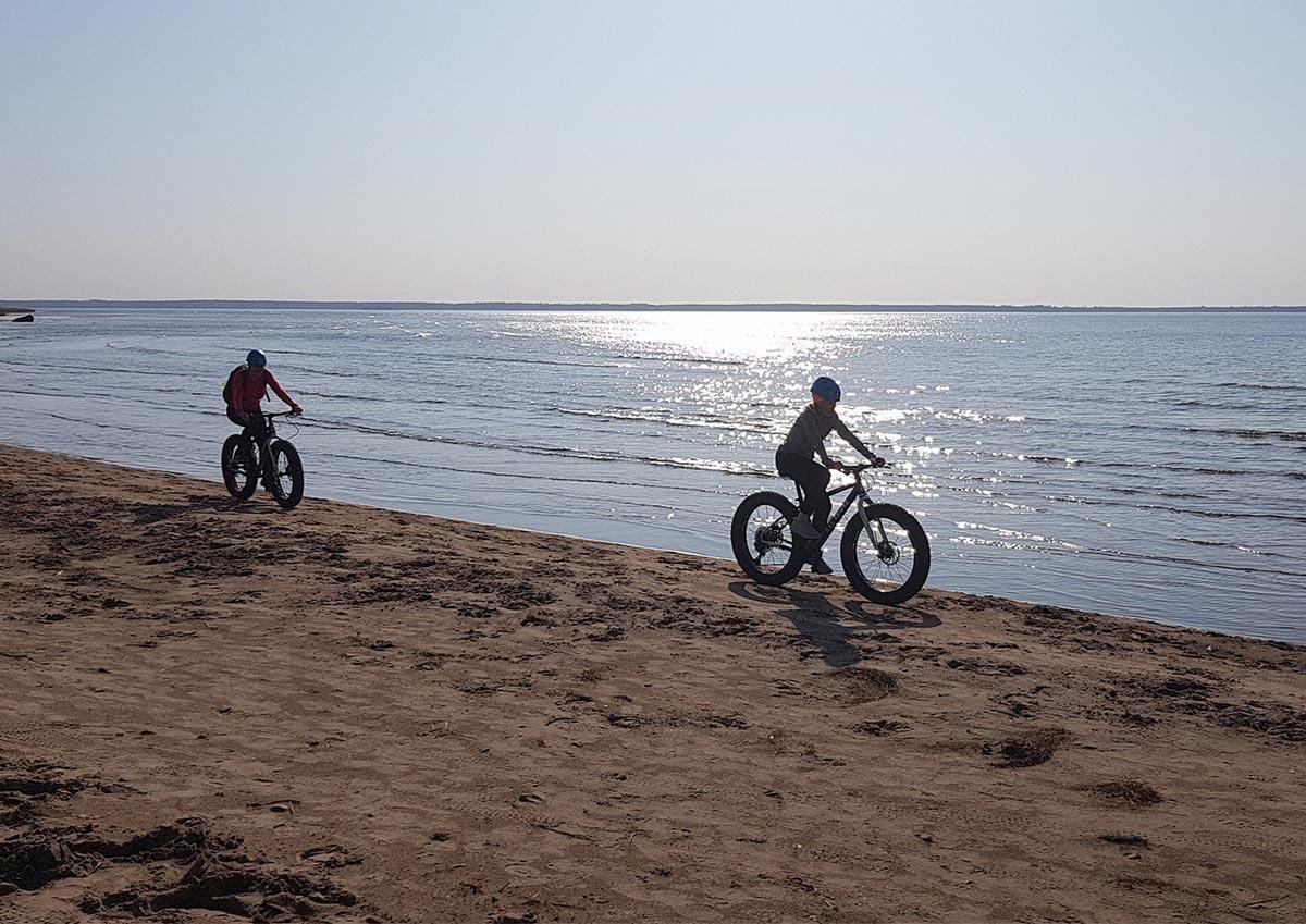 Reisen & Fitness: Mit dem Fahrrad ans Meer