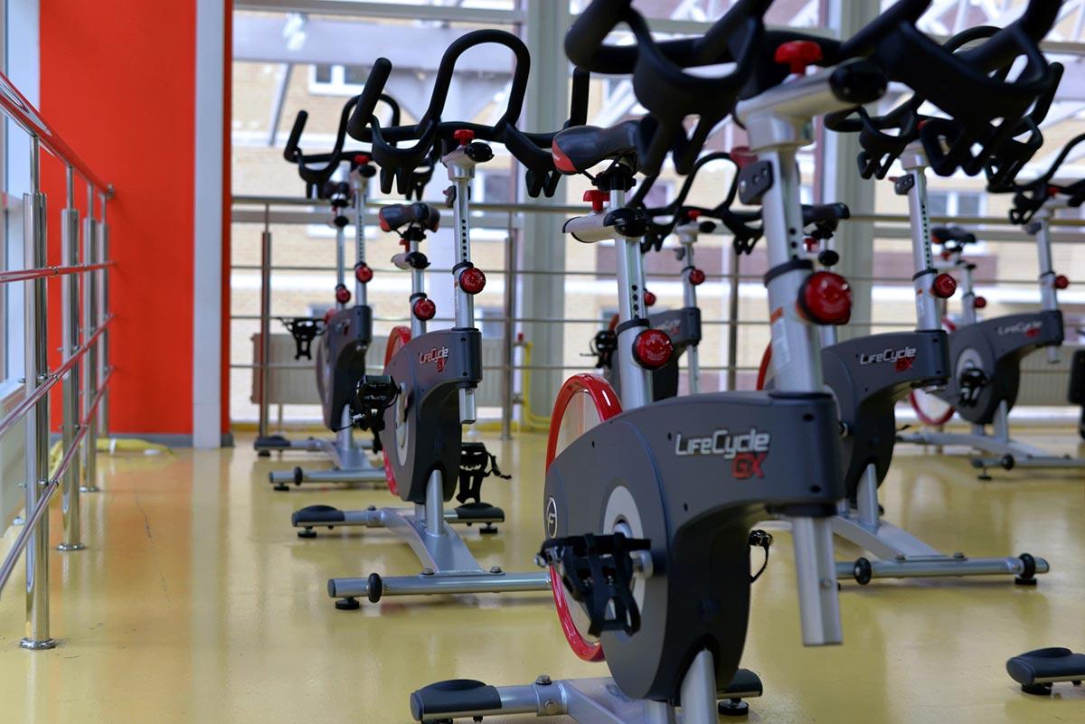 Fitnessgeräte für einen gesunden Körper