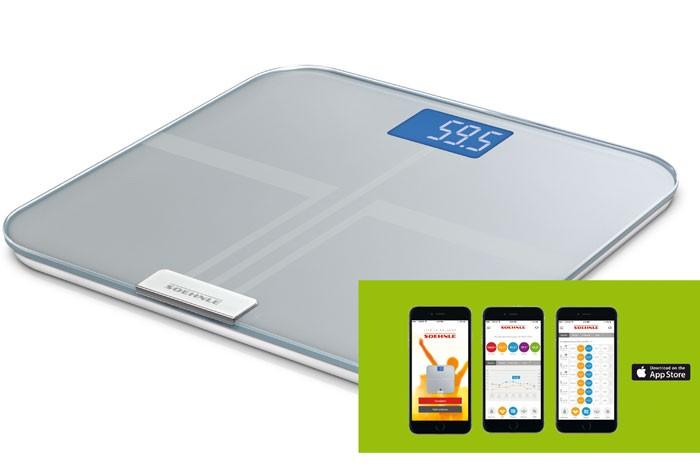Die neue Fitness-App von Soehnle