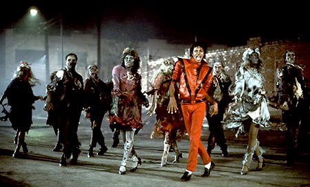 Michael Jackson:  This Physical Thriller Lives On