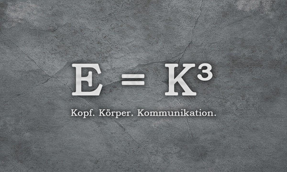 K³ = glücklich, erfolgreich und leistungsfähig