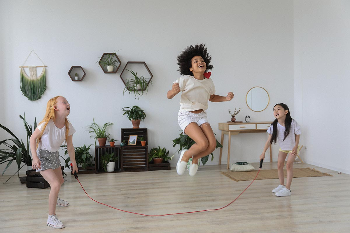 Plyometrics for Children