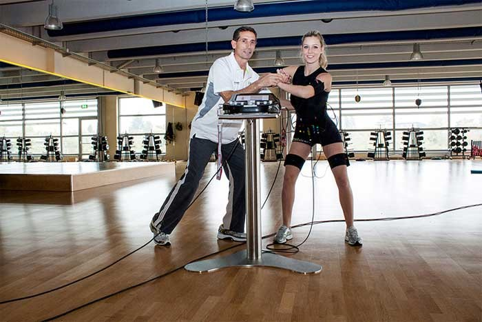 Neu: EMS Training bei Fitness Park Pfitzenmeier