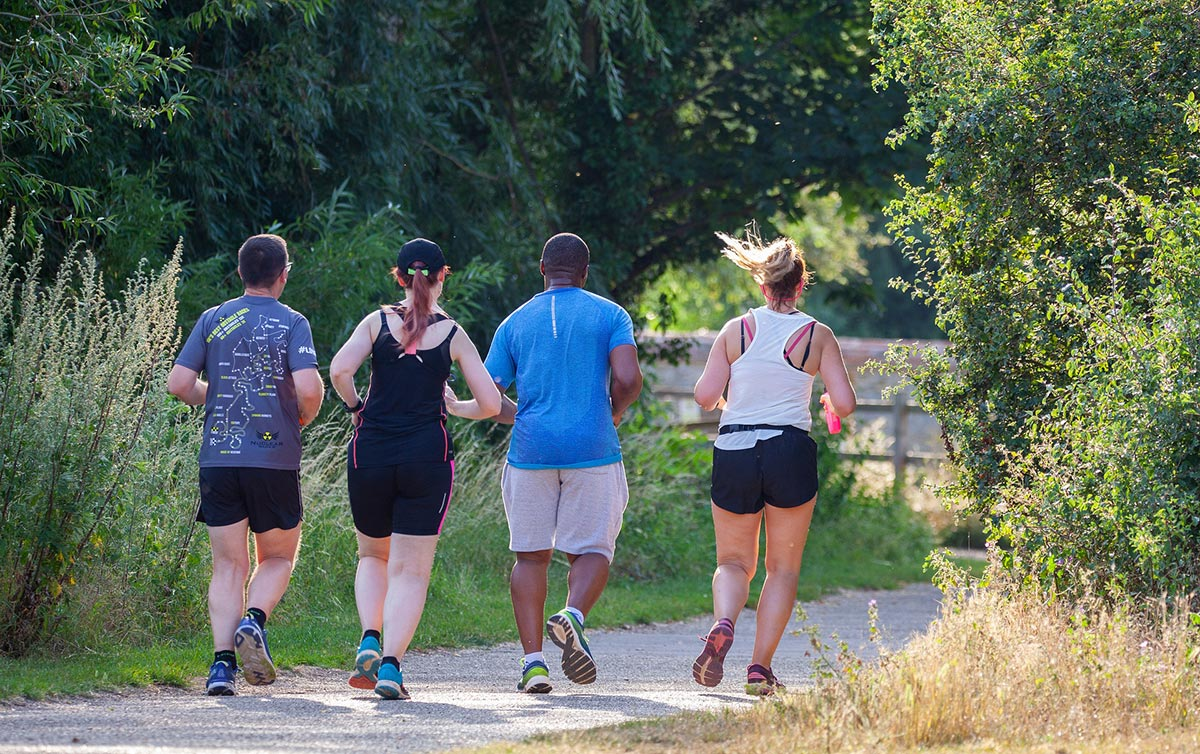Tips for Runners, Walkers, or Joggers