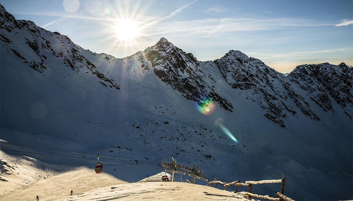 Winterurlaub in Südtirol -  Wintersport fernab des Rummels