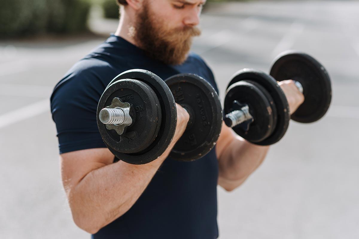 4 Muscle Hammering Biceps Exercises