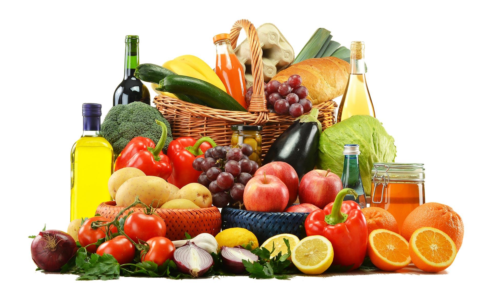 A healthy kitchen