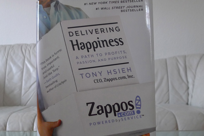 Buchempfehlung: Delivering Happiness