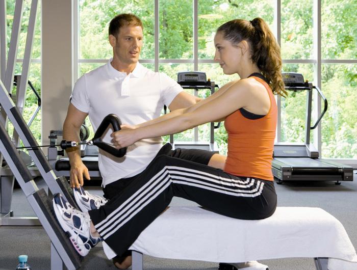 """Weiterbildung """"Medizinisches Fitnesstraining (IST)"""""""