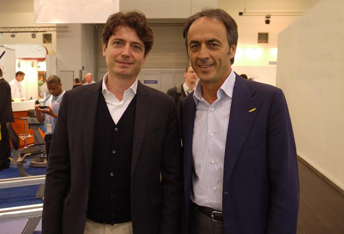 Fibo 2009 Celebrity : Nerio Alessandri