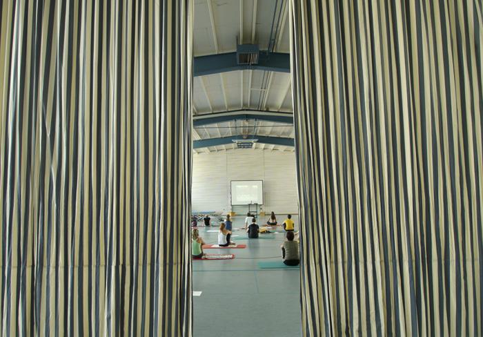 Bilder Event PilatesImpulse  2010 im Berufskolleg Waldenburg