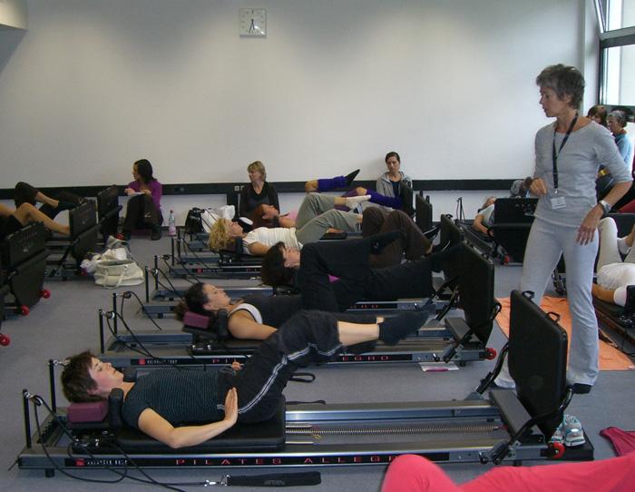 Bilder von der Pilates Convention 2008