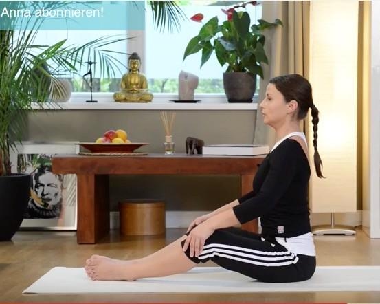 Pilates Schulterübungen für zu Hause - Ideal bei verspanntem Nacken