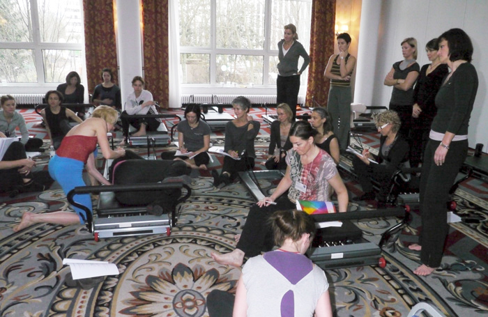That's it: Pilates On Tour Germany