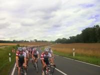Die Pfitzenmeier Benefiz Radtour 22. Juli 2012