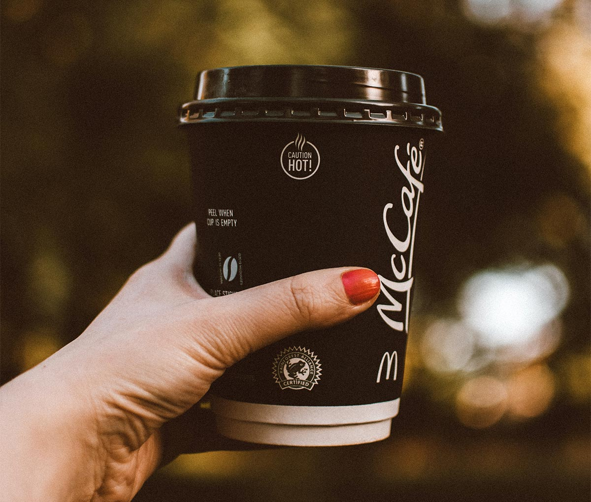 Coffee Houses – More Calories than McDonalds?