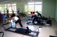 Ein Erlebnis:  Pilates Allegro Gruppentraining in der Medidor Academy - in Aesch bei Zürich