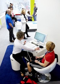 """Ein großes Thema auf der Fibo:   """" Medical Fitness """""""