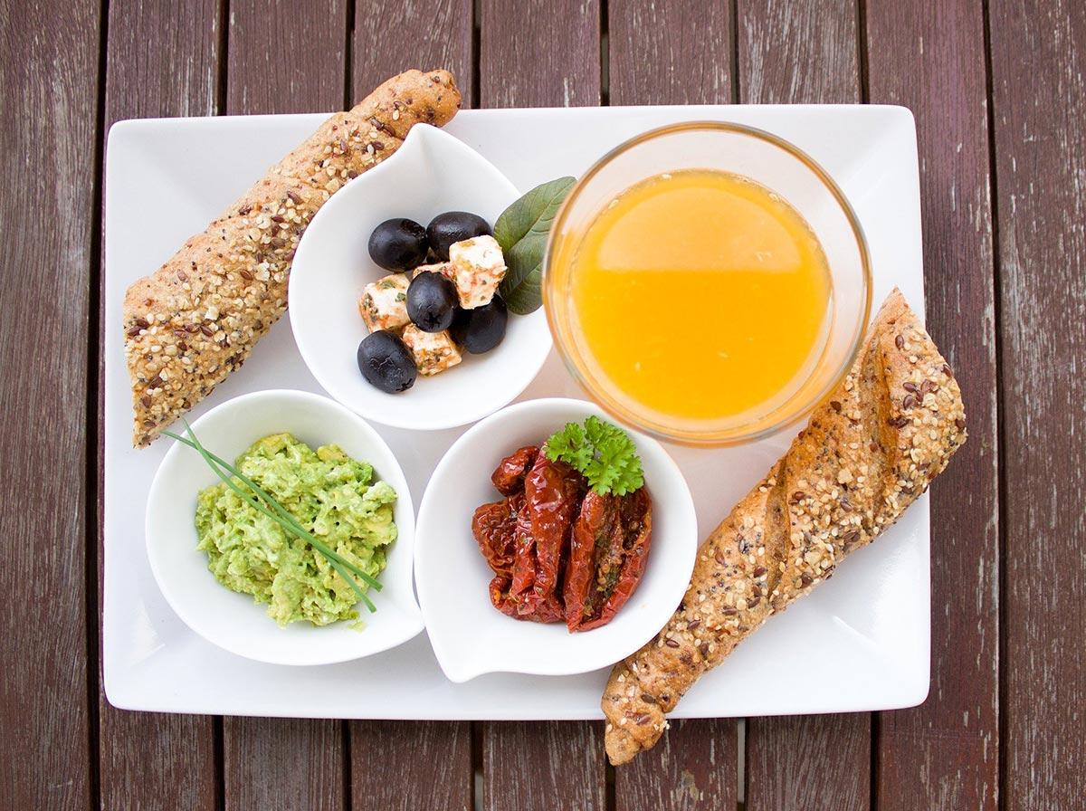 Fitness Frühstück - kohlehydratreich den Tag beginnen