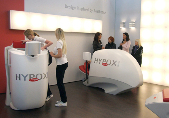 Trend: Hypoxi-Studio und Hypoxi-Area