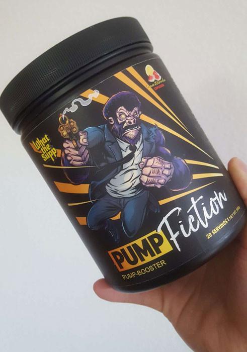 Beliebtes Supplement: Was sind Pump Booster?