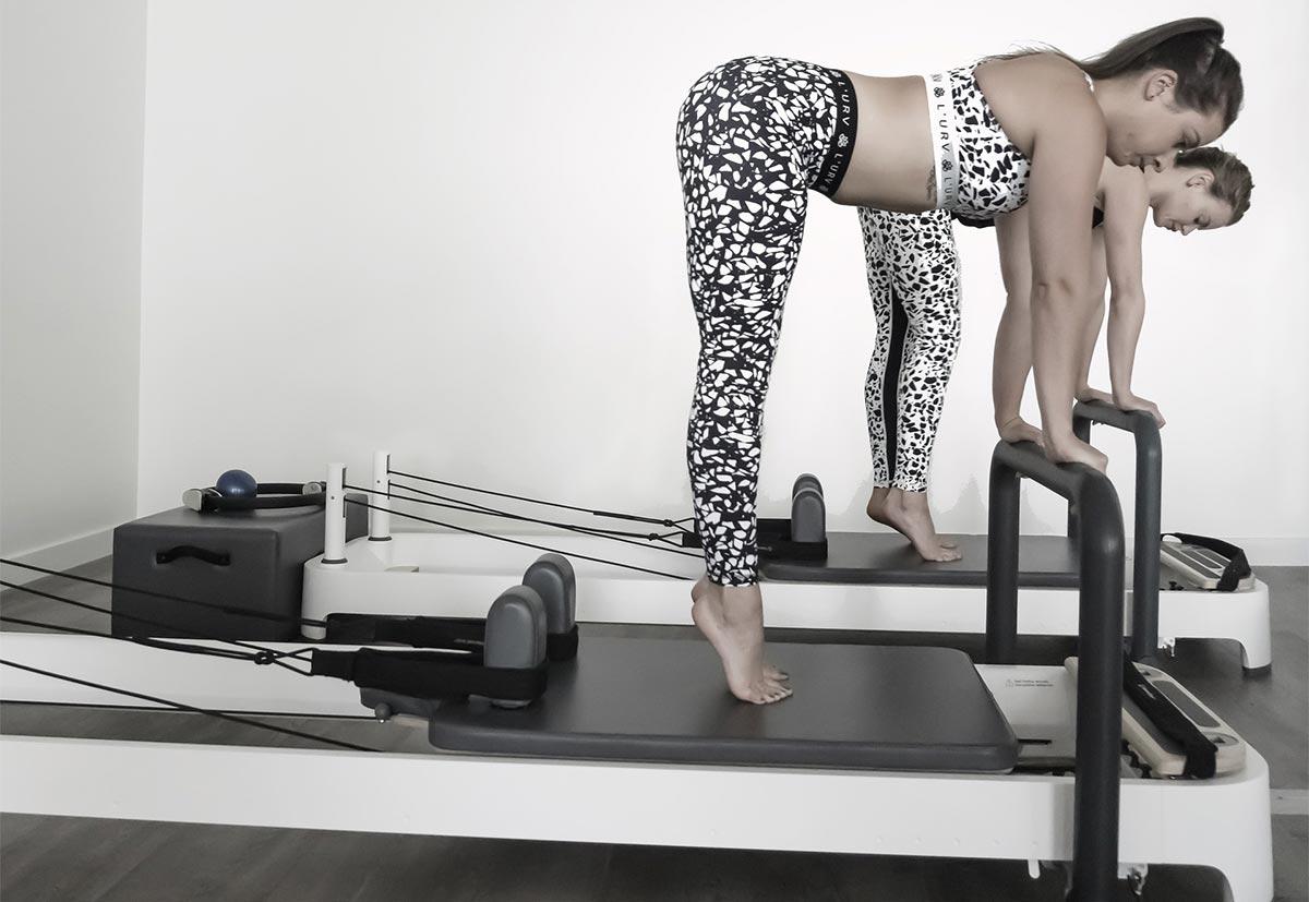 Pilates Boom in Fitness Studios
