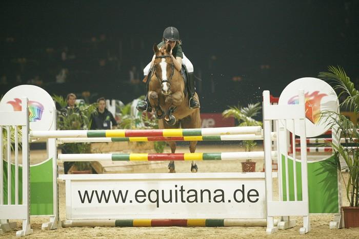 Equitana - Weltmesse des Pferdesports 16.-24. März 2013