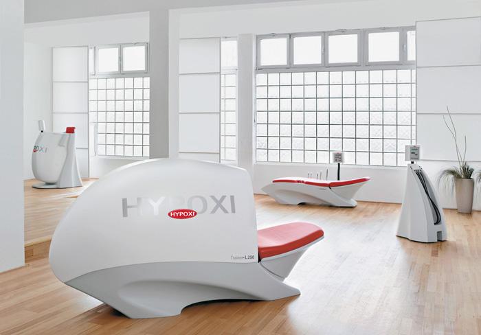 Fibo 2010:Gezielte  Figurformung mit HYPOXI