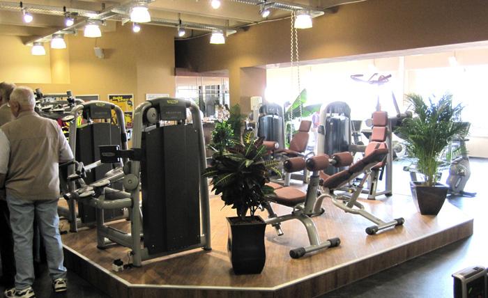 Fitnessstudio  in Herborn • Aktiv-Health !