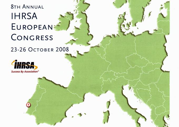 Internationaler, europäischer Fitnesskongress der IHRSA 2008