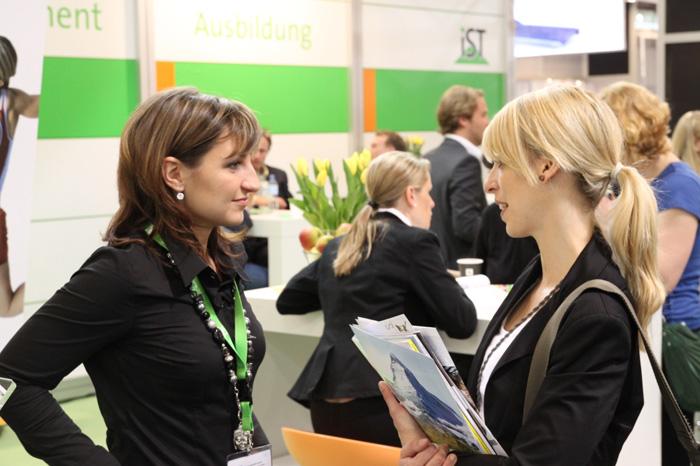 Erfolgreicher IST-Auftritt auf der FIBO 2010