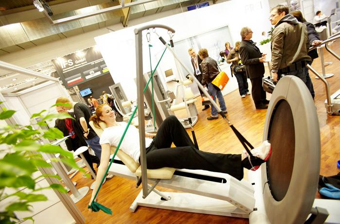FIBO und FIBOmed 2010 Fitness- & Gesundheitsmesse