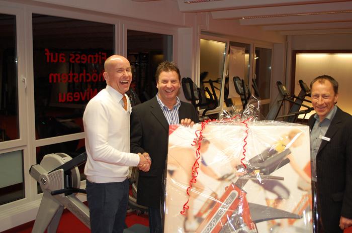 Die Linzenich Fitness Gruppe - Fitness made in Bergisch Gladbach
