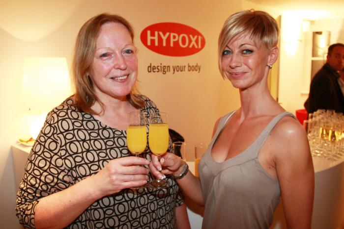 HYPOXI eröffnet neues Studio in Wien
