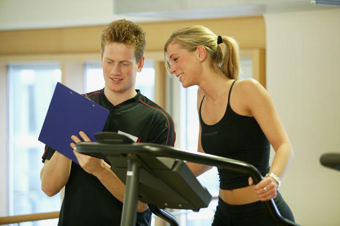 Machen Sie Ihr Fitness - Hobby zum Beruf