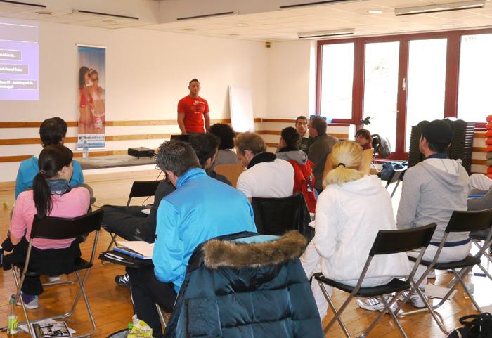 Personaltrainer Ausbildung bei der IFAA