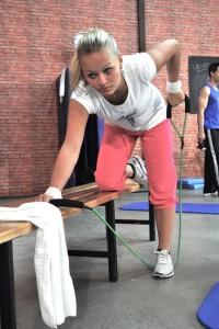 Fitnesstraining zu Hause - bequem und unter Anleitung: Bodyboom