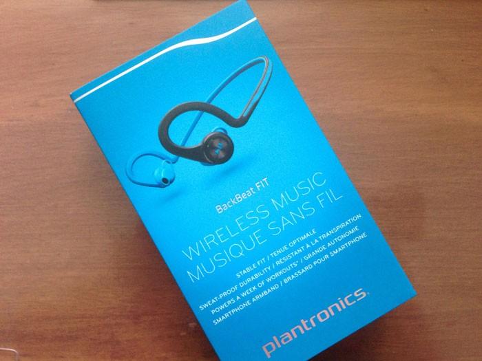 "BackBeat Fit Bluetooth Kopfhörer / Headset - mein ""Test"""