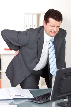 Diagnose Bandscheibenvorfall: Wenn der Rücken schmerzt