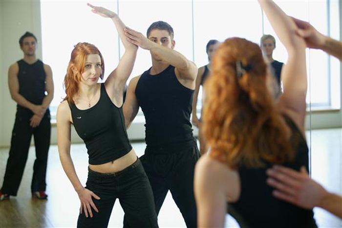 Group-Fitnesstraining: