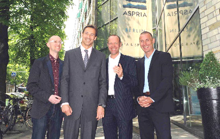 Aspria Berlin: Fitness + Wellness + Hotel