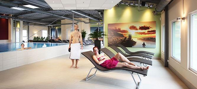 Wellness & Fitness Park Pfitzenmeier in Neustadt glänzt mit neuem Wellnessbereich