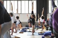 Iyengar Yoga Convention 17.5. - 20.5.2012